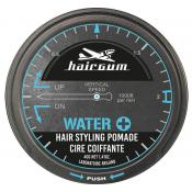 Hairgum - Cire Coiffante Water + - Gel cire cheveux homme hairgum