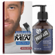 Just For Men - COLORATION BARBE Châtain & Shampoing à Barbe 200ml Azur Lime - Bleu - Couleur naturelle