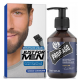 Just For Men - COLORATION BARBE Châtain Moyen Foncé & Shampoing à Barbe 200ml Azur Lime - Bleu - Couleur naturelle