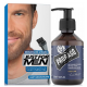 Just For Men - COLORATION BARBE Chatain Moyen Clair & Shampoing à Barbe 200ml Azur Lime - Bleu - Couleur naturelle