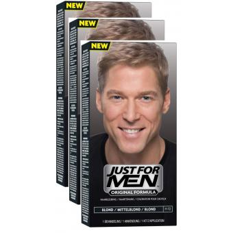 Just For Men - COLORATIONS CHEVEUX Blond - Coloration just for men