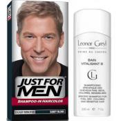 Just For Men Homme - COLORATION CHEVEUX & SHAMPOING Blond - Coloration Cheveux/ Barbe