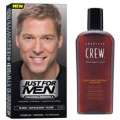 Just For Men - COLORATION CHEVEUX & SHAMPOING Blond - Coloration just for men