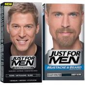 Just For Men Homme - DUO COLORATION CHEVEUX & BARBE Blond -