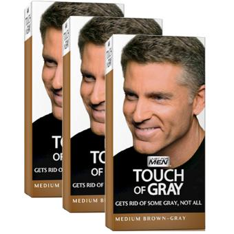 Just For Men - COLORATIONS CHEVEUX Gris Châtain - Coloration just for men