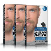 Just For Men - PACK 3 COLORATIONS BARBE - Coloration just for men