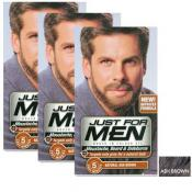 Just For Men Homme - COLORATIONS BARBE Châtain Cendré - Coloration Cheveux/ Barbe