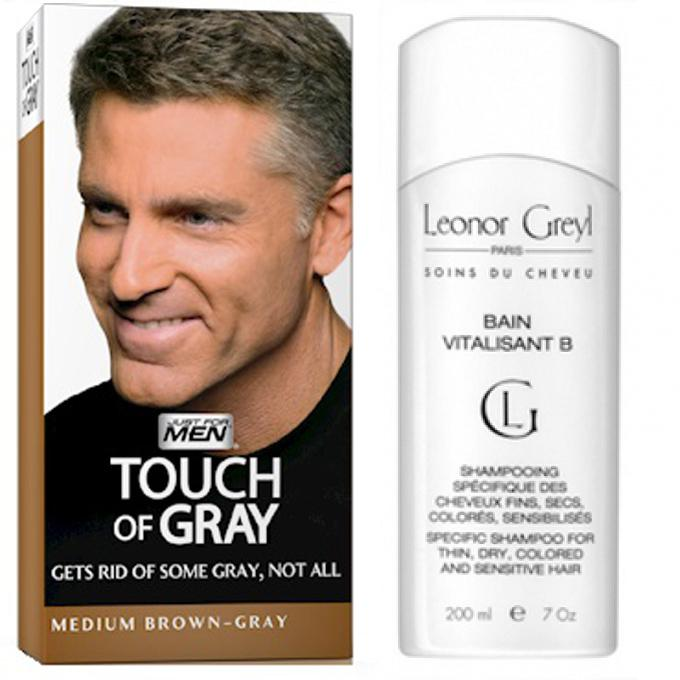 coloration cheveux shampoing gris ch tain just for men shampoing homme. Black Bedroom Furniture Sets. Home Design Ideas