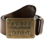 Guess Maroquinerie - Ceinture Casual Country - Ceinture & bretelle HOMME Guess Maroquinerie