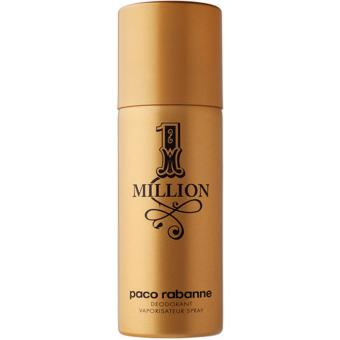 DEODORANT SPRAY 1 MILLION 150 ML Paco Rabanne Parfum