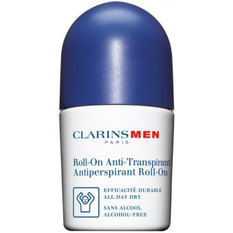 Clarins Men - ANTIPERSPIRANT DEO ROLL-ON - Soin du corps homme