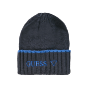 Guess Maroquinerie - Bonnet Country & Western en Laine - Maroquinerie guess homme