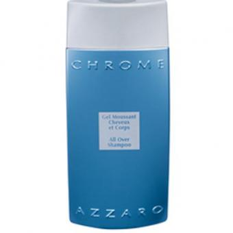 CHROME GEL DOUCHE MOUSSANT 200ml Azzaro Parfums