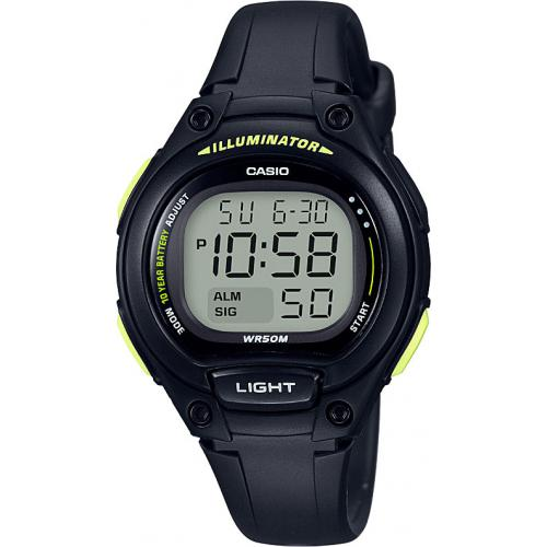 Casio - Casio Collection LW-203-1BVEF - Montre casio homme