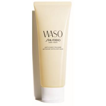 Shiseido Men - Waso Nettoyant Exfoliant Doux - Cosmetique shiseido men