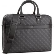 Guess Maroquinerie - Sac Porte-Documents City Logo - Maroquinerie guess homme