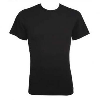 PACK DE 2 TEE SHIRTS A COL ROND ONE - Manches Courtes Moulant