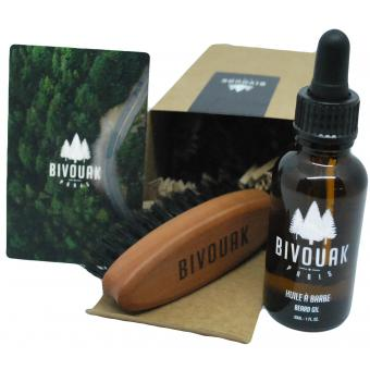 Bivouak - Pack Barbe Bio - Bivouak cosmetiques