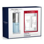 Shiseido Men - Coffret Shiseido Men Hydro Master Gel 75ml - Cosmetique shiseido men
