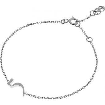 Bracelet Gold Number 5 or blanc - Second Effect
