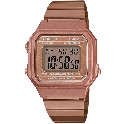 Casio - Montre Casio DIGITALE B650WC-5AEF - Montre casio homme