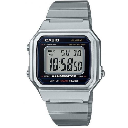 Casio - Montre Casio DIGITALE B650WD-1AEF - Montre casio homme
