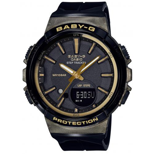 Casio - Montre Casio BABY-G BGS-100GS-1AER - Montre homme