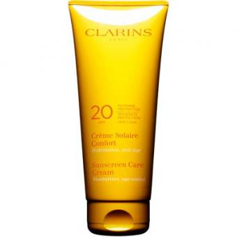 CREME SOLAIRE CONFORT SPF 20 Clarins Solaires