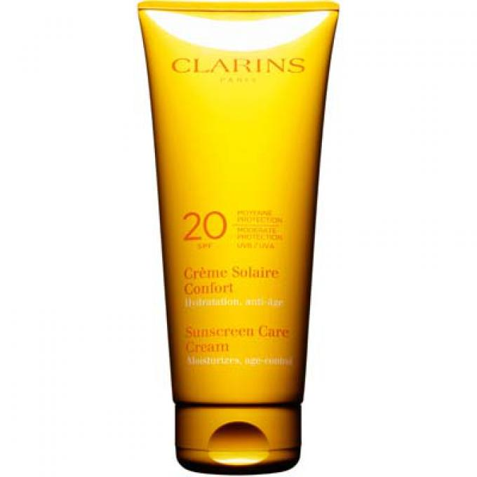 clarins soin solaire