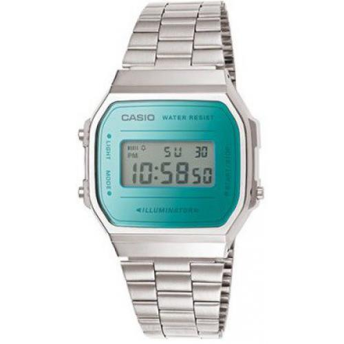 Casio - Montre Casio A168WEM-2EF - Montre homme
