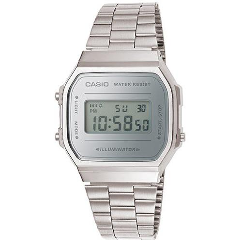 Casio - Montre Casio A168WEM-7EF - Montre casio homme