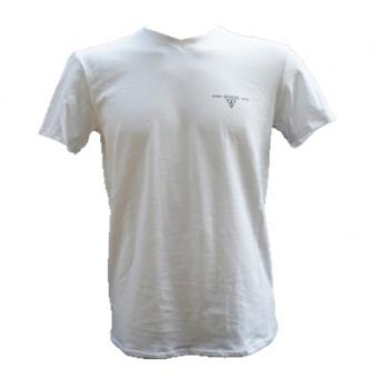 TEE SHIRT HOMME COL V - Manches Courtes Moulant