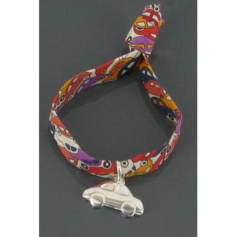 Bracelet liberty voiture - Marie-Laure T