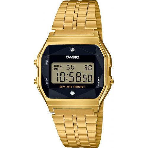 Casio - Montre Casio A159WGED-1EF - Montre homme