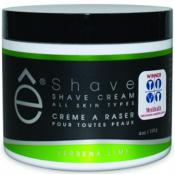 E Shave - SHAVE CREAM - SOLUTION Poils Incarnés Homme