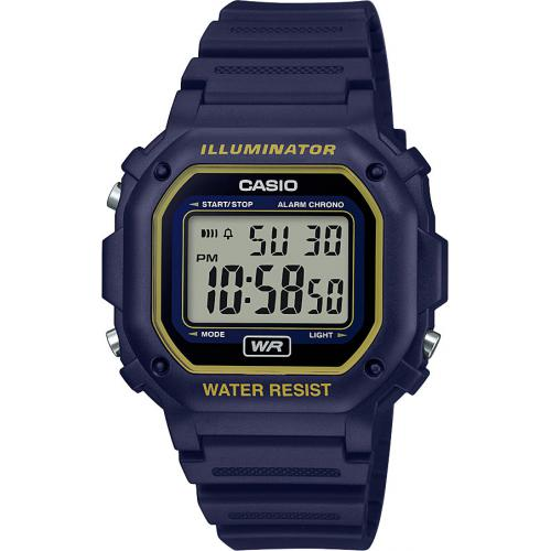 Casio - Montre Casio Casio Collection F-108WH-2A2EF - Montre casio homme