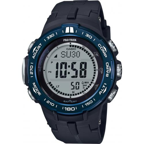 Montre Connectée Casio Pro Trek PRW-3100YB-1ER