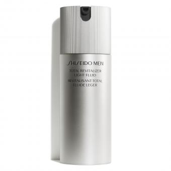 Shiseido Men - Revitalisant total fluide léger - Cosmetique shiseido men