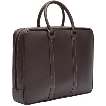PORTE-DOCUMENTS HOMME - Cuir