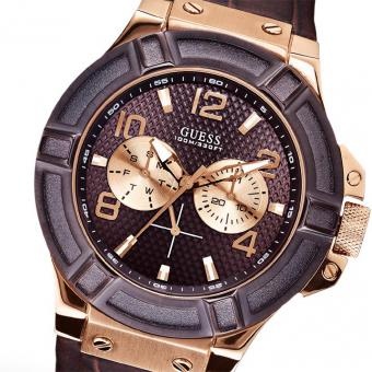 Montre Guess Rigor W0040G3 - Homme