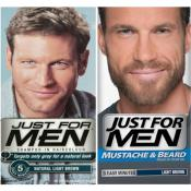 Just For Men Homme - DUO COLORATION CHEVEUX & BARBE Châtain Clair -  - JUST FOR MEN
