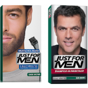 Just For Men Homme - DUO COLORATION CHEVEUX & BARBE -  - JUST FOR MEN