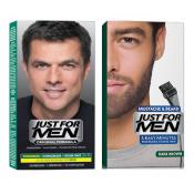 Just For Men Homme - DUO COLORATION CHEVEUX & BARBE -