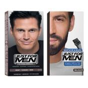 Just For Men - DUO COLORATION CHEVEUX & BARBE Noir Naturel - Promotions