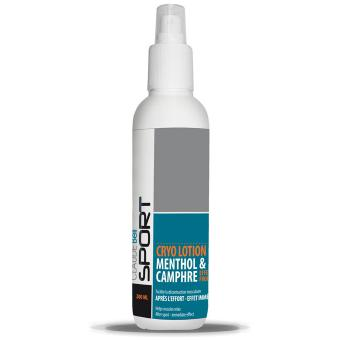 CRYO LOTION MENTHOL ET CAMPHRE SPORT - Effet Froid Muscles