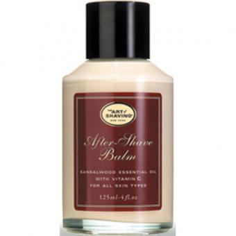 AFTER SHAVE BALM Après-rasage Santal The Art of Shaving