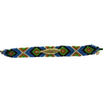 Bracelet Brésilien & Plume Vermeil N°13 - L BY L'AVARE - L by L'Avare