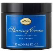 The Art of Shaving - SHAVING CREAM Crème à Raser Lavande - Produit rasage the art of shaving