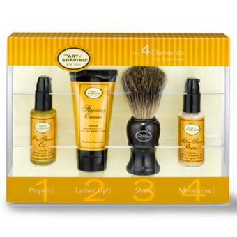 Coffret de Soins de Rasage Citron The Art of Shaving