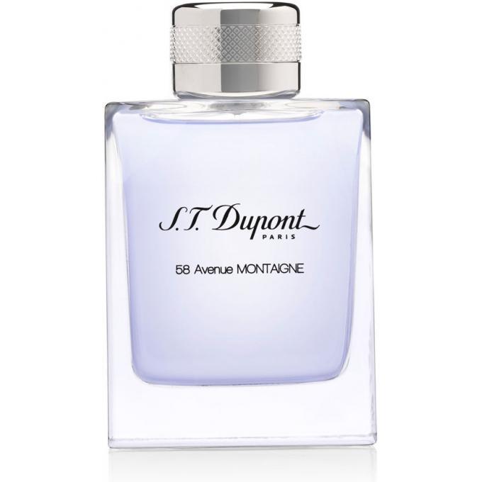 58 avenue montaigne eau de toilette 100 ml s t dupont parfums homme homme. Black Bedroom Furniture Sets. Home Design Ideas